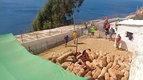 Foto de Los ganaderos de Lojeña comprueban la buena acogida de sus corderos en Ceuta, por la Fiesta del Sacrificio