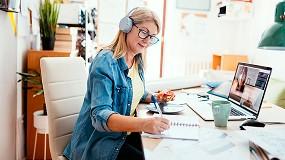 Foto de Cómo aumentar la productividad en el trabajo en remoto