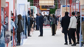 Foto de Texworld Evolution Paris confirma el éxito de su formato adaptado a la situación sanitaria