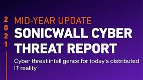 Foto de SonicWall registra un nuevo record de ataques de ransomware
