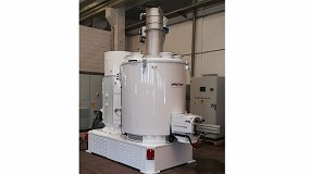 Foto de Los sistemas de mezcla para polvo plástico de Plasmec en Equiplast