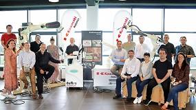 Foto de Nace el Kawasaki Robotics Iberian Hub