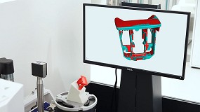 Foto de Medição por tomografia computorizada para análise e medição de componentes