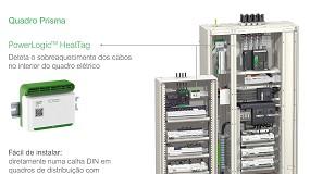 Foto de Schneider Electric aumenta proteção contra incêndios em quadros elétricos com o novo sensor PowerLogic HeatTag