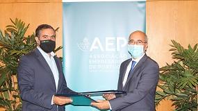 Foto de AEP mais sustentável com a Ecoinside