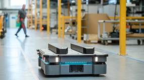 Foto de MiR Robots lança no mercado dois poderosos robôs móveis autónomos para otimizar a logística