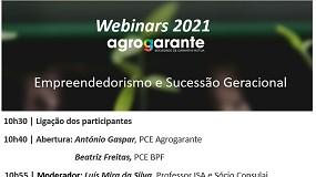Foto de Agrogarante vai debater o tema 'Empreendedorismo e Sucessão Geracional' a 17 de setembro