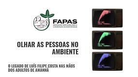 Foto de Concurso 'Curtas-Metragens Ambientais' FAPAS 2021
