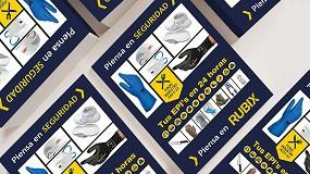 Foto de Rubix lanza un catálogo de EPI especializado en la industria alimentaria
