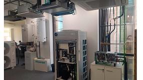 Foto de Hisense abre un espacio de formación en unidades AC para clientes y red de servicio técnico
