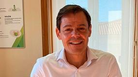 Foto de Alberto Martínez Lebeña, nuevo director general de Mutua Montañesa