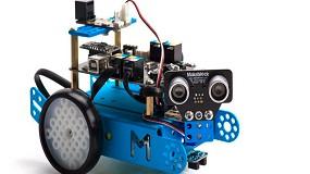 Foto de mBot, una opción idónea para iniciarse en la robótica educativa y la programación