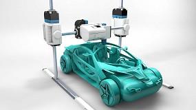 La jornada digital de Interempresas analizará los retos y avances de la impresión 3D en el sector de la automoción