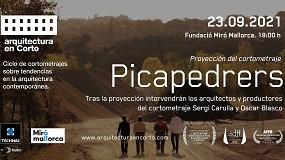 Foto de El documental Picapedrers abre un nuevo ciclo de 'Arquitectura en Corto' en Mallorca