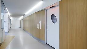 Foto de Manusa instala portas automáticas em clínica de Barcelona