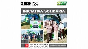 Foto de BKT e S. José Pneus organizaram mais uma iniciativa solidária na Agroglobal