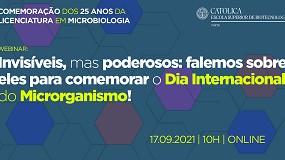 Foto de Escola Superior de Biotecnologia da Católica debate literacia em microbiologia