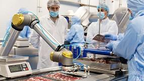 Foto de Indústria alimentar: cada vez mais robotizada, digital e inteligente