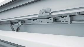 Foto de Hautau HKS Confort de PTA, un nuevo concepto de apertura osciloparalela