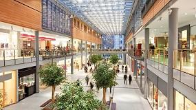 Foto de Aumentan las visitas a los centros comerciales en agosto