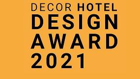 Foto de DecorHotel Design Award: lançada a primeira edição do Concurso Internacional de Arquitetura