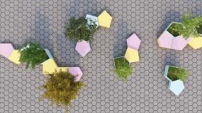 Foto de Estudiantes de Arquitectura de UIC Barcelona idean un prototipo de mobiliario urbano flexible e inclusivo