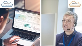 Foto de Panasonic lança nova plataforma de gestão energética para instalações de ar condicionado