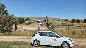 Foto de Lantania realizará la renovación de la EDAR de Castrojeriz (Burgos)