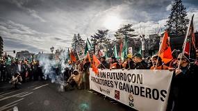 Foto de ASAJA plantea movilizaciones en la recta final para concretar la nueva PAC en España
