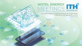 Foto de Bosch Comercial Industrial, en las jornadas Hotel Energy Meetings organizadas por el ITH