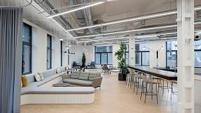 Foto de El estudio Ruiz Pardo - Nebreda se encarga de las nuevas oficinas de Mediabrands en Madrid
