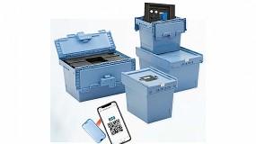 Foto de Caja de alto rendimiento con monitorización digital para el envío de medicamentos y vacunas sensibles a la temperatura