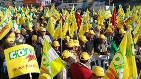 Foto de COAG se plantea llevar cabo movilizaciones agrarias a nivel nacional