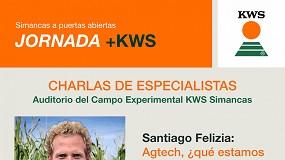 Foto de KWS organiza una jornada de campo en Valladolid el próximo jueves 23 de septiembre
