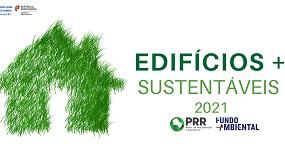 Foto de Fundo Ambiental já financiou 5 milhões de euros para edifícios mais sustentáveis