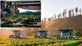 Foto de Kubota e Yamaha investem em startup que desenvolve e fabrica robots para automatizar a colheita de morangos
