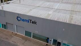 Foto de ChemiTek, soluciones para aumentar la eficiencia de los paneles