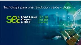 Foto de Smart Energy Congress & EXPO 2021 reunirá a expertos en transición energética y digitalización
