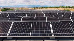 Foto de El colegio Miramadrid instala una planta fotovoltaica