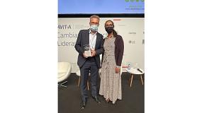Foto de Interempresas, galardonada en los primeros 'Premios al Periodismo sobre Construcción Industrializada'