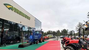 Foto de Vinomatos inaugurou novo showroom: investimento ronda os 5 milhões de euros