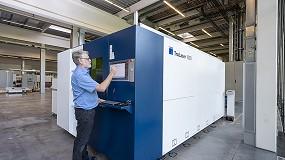 Foto de Trumpf lança nova máquina de corte laser 2D na Blechexpo 2021