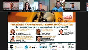 La jornada Interempresas sobre fabricación aditiva despierta el interés de centenares de profesionales