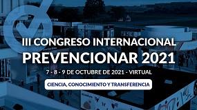 Foto de El III Congreso Internacional Prevencionar expone las últimas novedades en salud, seguridad y bienestar