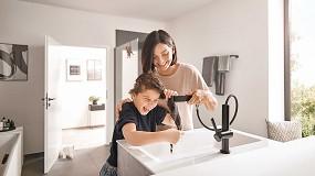 Foto de La nueva gama Finoris de Hansgrohe permite más flexibilidad y funcionalidad en el baño