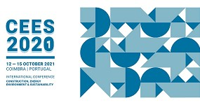 Foto de CEES 2021 chega a Coimbra para debater temas da Construção, Energia e Sustentabilidade