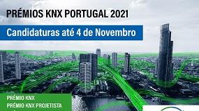 Foto de Prémios KNX Portugal 2021: candidaturas abertas