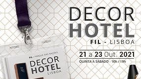Foto de DecorHotel: a Feira que lhe oferece as soluções para remodelar e construir o seu hotel