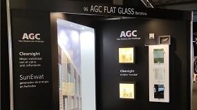 Foto de AGC promoveu Clearsight e SunEwat na Architect@Work Barcelona 2021