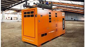Foto de Generador de biogás para granja pecuaria en España
